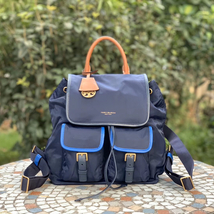 Tory Burch Perry Nylon Flap Backpack - $189.00