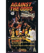 1992 Pittsburgh Penguins Against All Odds Stanley Cup VHS Cassette Lemieux - $13.99