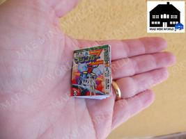 Mazinger Z. Miniature Manga artist reproduction.  Mini book  1/12 scale.  - $6.93