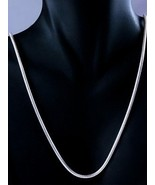 "24"" Recharging Chain Silver Plated for Charging... - $15.99"