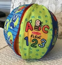 Melissa & Doug K's Kids 2-in-1 Talking Ball Educational Toy - ABCs and Counting - $11.40