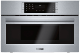 """Bosch HMC80152UC 800 Series 30"""" Speed Oven with True Convection and Broiler - $890.99"""
