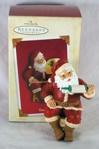 Hallmark 2003 The List Christmas  Ornament - $6.92