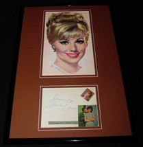 Shirley Jones Signed Framed 11x17 Photo Display Vintage Signature - $52.00