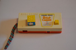 """Vintage Fisher-Price Pocket Camera #464 1974  """"A Trip To The Zoo"""" Pictures - $11.42"""