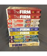 The Firm Aerobic Workout VHS 9 Tape Lot Classic Workout Series Body Trai... - $38.65