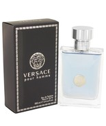 Versace Pour Homme By Versace Eau De Toilette Spray 3.4 Oz 454936 - $70.85