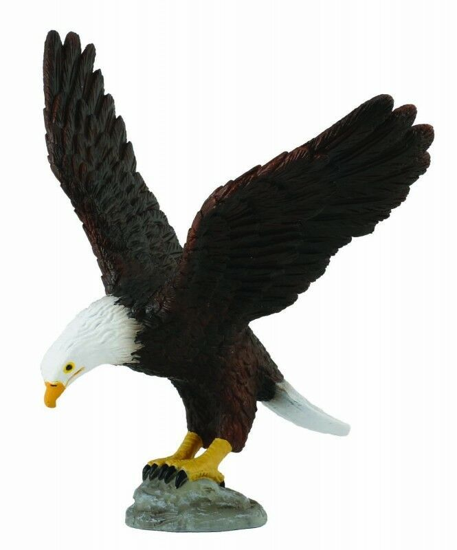 Primary image for Breyer CollectA 88383 American Bald Eagle gorgeous  well made miniatures <>
