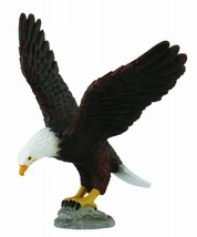 Breyer CollectA 88383 American Bald Eagle gorgeous  well made miniatures <> - $7.75