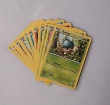 Pokemon Lot Black & White Next Destinies 29 Common card set complete - $1.27