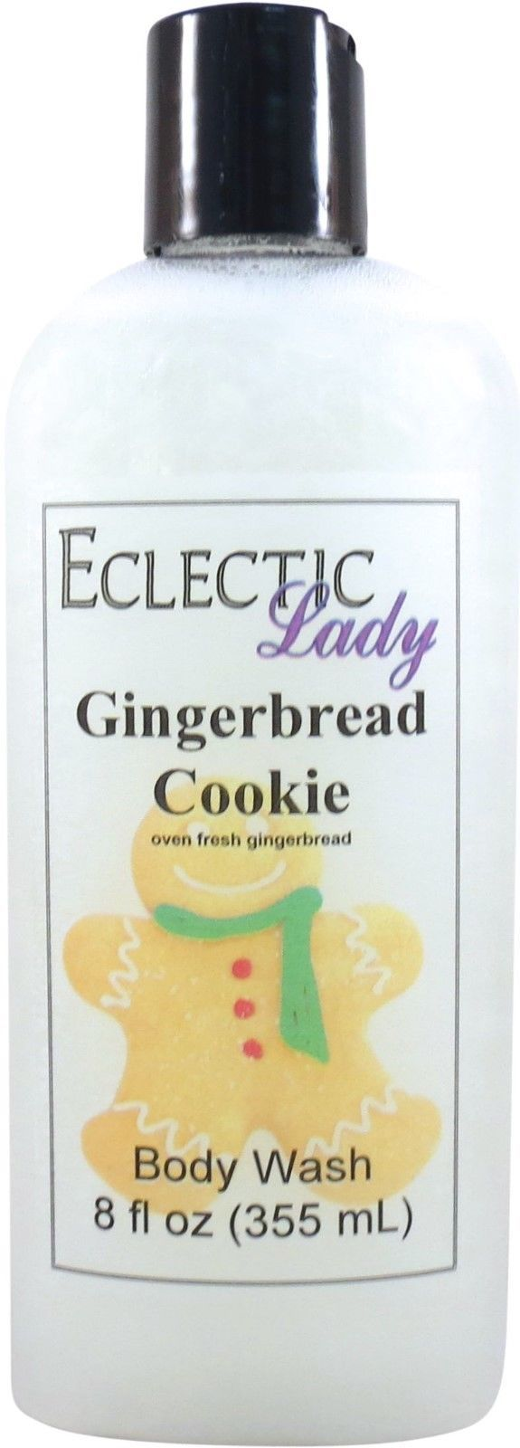 Gingerbread Cookie Body Wash