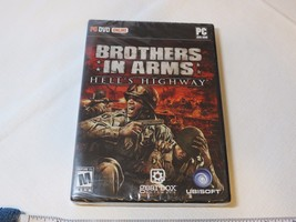 Brothers in Arms: Hell's Highway (PC 2008) PC DVD ONLINE ROM game NOS NE... - $24.74