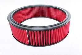 A- Team Performance Replacement High Flow Washable and Reusable Round Air Filter