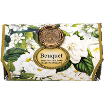 Michel Design Works Bouquet Large Bath Soap Bar 8.7oz - $13.95