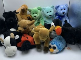 Ty Beanie Babies Lot Of 12 No Tags #2 - $7.99
