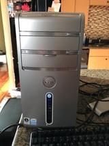 Dell Inspiron 530 PC Desktop Works Harddrive Removed - $60.00