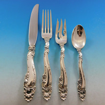 Decor by Gorham Sterling Silver Flatware Service for 12 Set Service 48 Pieces - $2,895.00