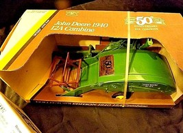 John Deere Collector's Edition 1940 12A CombineAA18-JD0007 image 2