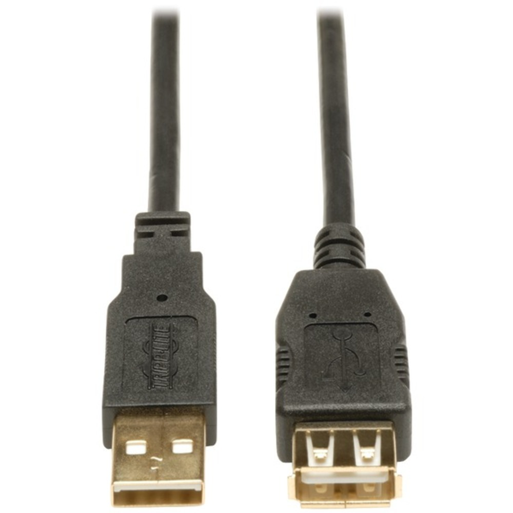 Tripp Lite U024-010 Hi-Speed A-Male to A-Female USB 2.0 Extension Cable (10ft)