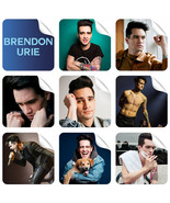 Brendon Urie 9 Stickers Set + 3 Stickers FREE GIFT NEW for Laptop Tablet... - $9.95
