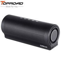 TOPROAD® Wireless Bluetooth Speaker Shocking Bass Column Speakers Caixa ... - $42.39+