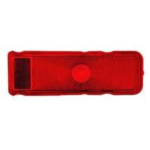 67 Chevrolet Chevy Camaro Rear Red Tail Brake Light Plastic Lens Lenses ... - $12.95