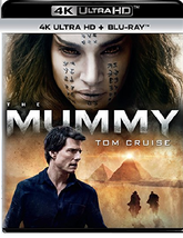 The Mummy (4K Ultra HD + Blu-ray, 2017)
