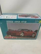 Dodge  Viper RT/10  Revell  SnapTite 1:25 Scale Model Kit  - $14.50