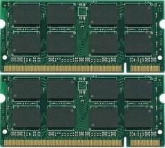 Neuf ! 2GB (2X1GB) HP - Compaq Pavilion dv2225nr Mémoire Sodimm PC2-5300