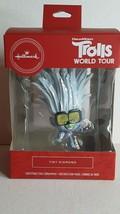 Hallmark Tiny Diamond Christmas Ornament, DreamWorks Trolls World Tour NEW - $12.34