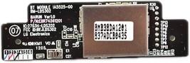 EBR74561201 LG TV PCB WiFi Bluetooth Module Board - $9.00