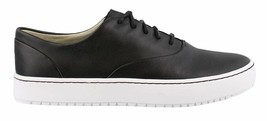 Sperry Top-Sider Women's Black Leather Endeavor CVO Sneaker Shoes STS80559 NIB
