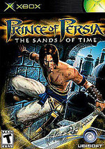 Prince of Persia: The Sands of Time (Microsoft Xbox, 2003) - $4.89
