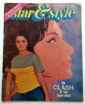 Star & Style 18-31 May 79 Tina Munim Asha Prem Nath Waheeda Rajesh Dharm... - $16.99
