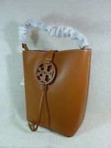 NWT Tory Burch Aged Camello Miller Hobo/Shoulder Tote $458 - Minor Imperfection image 4