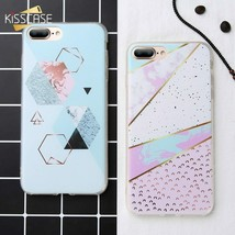 KISSCASE® Case For Samsung Galaxy Note 9 8 S9 S8 Plus Soft TPU Geometry - $4.22+