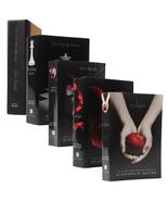 Book Bundle Twilight Breaking Dawn Eclipse New Moon The Host - $19.97