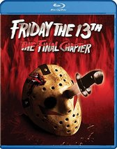 Friday the 13th - The Final Chapter [Blu-ray] (1984)
