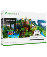 Xbox One S 1TB Minecraft Bundle *Brand New* Sealed -Limited Stock *ON SA... - $234.95