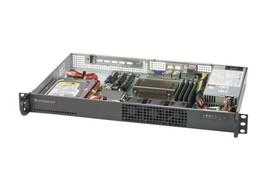 Supermicro Super Server Barebone System Components 5019S-L, C232, LGA1151 - $449.99
