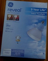 Ge Reveal Indoor Floodlight - R40 Cfl Bulb - 1150 Lumens - Brand New In Box - $16.82