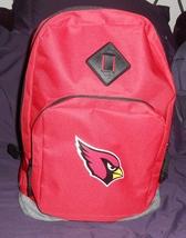 NWT Arizona Cardinals backpack - $24.99