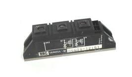 BBC METRAWATT MCC25-12IO1 TRANSISTOR POWER BLOCK MCC2512I01, MCC25-12IO1