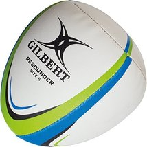 Gilbert Rebounder Match Trainer Rugby Ball image 1