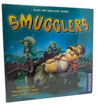 Smugglers Family Game Night Board Game by Kosmos -  Ages 8 and Up - $17.41
