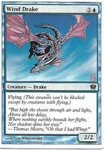 Magic the Gathering Card- Wind Drake - $1.00