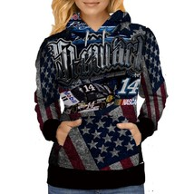 Racing Nascar New Collage    WOMENS HOODIE - $40.99+