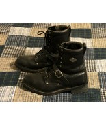 Harley-Davidson Mens Motorcycle Boots - Size 13 - $50.00
