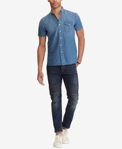 Polo Ralph Lauren Men's Big & Tall Classic Fit Shirt Stars ,  Blue,   MS... - $45.00
