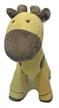 "Carter's Just One Year Yellow Giraffe Musical 10"" Plush Stuffed Animal Toy - $12.24"